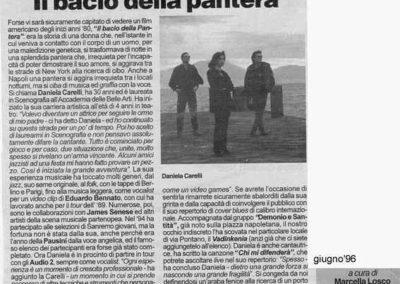 Corriere dell'Università '96